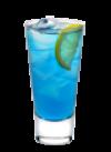 Голубая лагуда безалкогольная